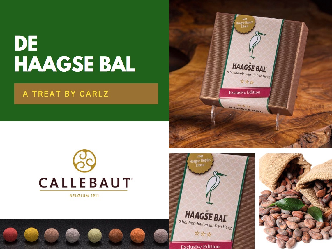 De Haagse Bal Is Een Bonbon Bal Uit De Nederlandse Bal