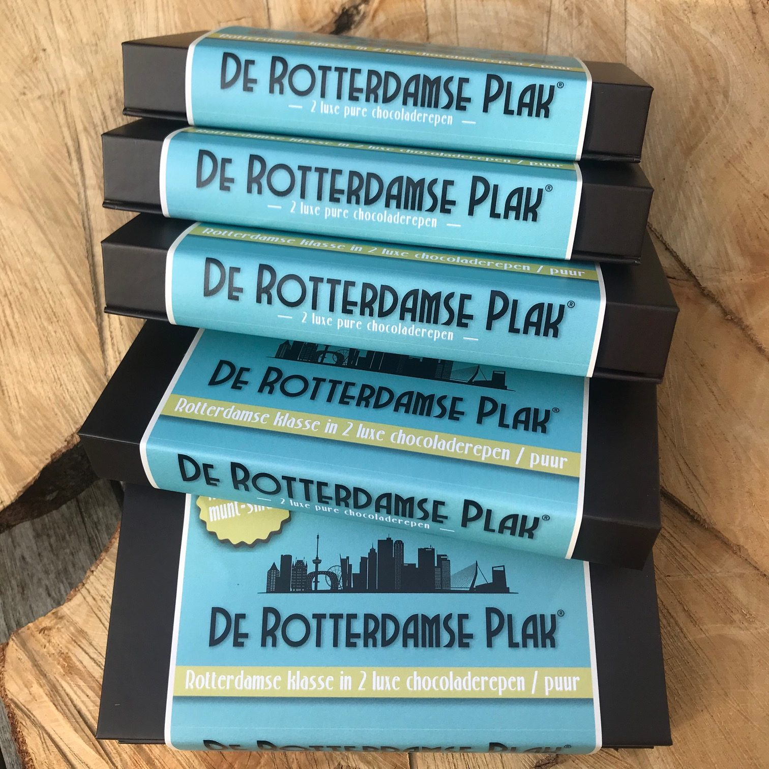 De Rotterdamse Plak by CARLZ
